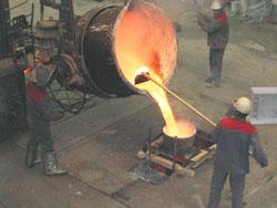 Livenje aluminijumske bronze